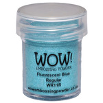 Fluorescent Blue - WOW! Embossing Powder 15ml