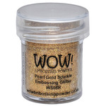 WOW! Embossing Powder 15ml - Pearl Gold Sparkle
