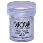 White Twinkle - WOW! Embossing Powder 15ml