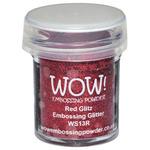 Red Glitz - WOW! Embossing Powder 15ml