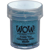 WOW! Embossing Powder 15ml - Totally Teal