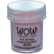 WOW! Embossing Powder 15ml - Pink Sherbert