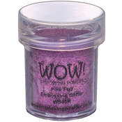 WOW! Embossing Powder 15ml - Pink Fizz