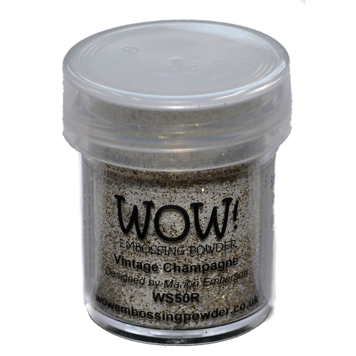 Vintage Champagne - WOW! Embossing Powder 15ml