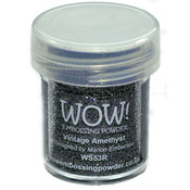 Vintage Amethyst - WOW! Embossing Powder 15ml