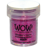 Raspberry Coulis - WOW! Embossing Powder 15ml