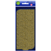 Gold - Assorted Words Peel-Off Stickers