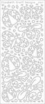 Black - Ladybugs Peel-Off Stickers