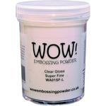 Clear Gloss - WOW! Embossing Powder Super Fine 15ml