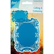 Rectangle Frame - Joy! Crafts Cut & Emboss Die