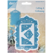 Frame/3 Corners - Joy! Crafts Cut & Emboss Die
