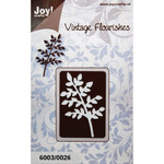 Vintage Flourishes/Branch - Joy! Crafts Cutting Die