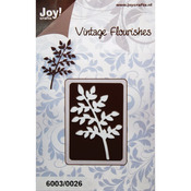 Vintage Flourishes/Branch - Joy! Crafts Cutting Die