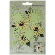 Daisy Flower & Leaves - Lea'bilities Cut & Emboss Dies
