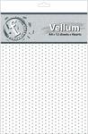 Hearts A4 Vellum Sheets - Fundamentals - Ruby Rock - it