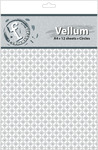 Circles A4 Vellum Sheets - Fundamentals - Ruby Rock - it