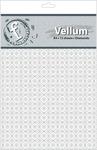 Diamonds A4 Vellum Sheets - Fundamentals - Ruby Rock - it
