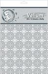 Doily A4 Vellum Sheets - Fundamnetals - Ruby Rock - it