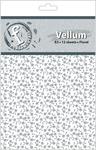 Floral A5 Vellum Sheets - Fundamentals - Ruby Rock - it