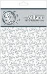 Vine Leaves A5 Vellum Sheets - Fundamentals - Ruby Rock - it