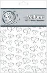 Butterfly A5 Vellum Sheets - Fundamentals - Ruby Rock - it