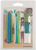Blue & Green - Decorative Sealing Extras