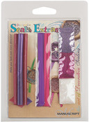 Pink & Purple - Decorative Sealing Extras