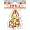 Helz Fun Fair Character Stamp Set - Helter Skelter