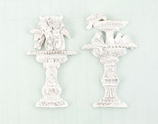 Garden Fountain Resin - Shabby Chic Treasures - Prima