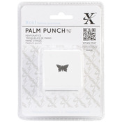 """Pointed Butterfly, .625"""" - Xcut Medium Palm Punch"""