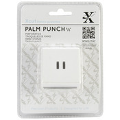 "Ribbon Slots, .625"" - Xcut Medium Palm Punch"