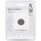 """Circle, 1"""" - Xcut Large Palm Punch"""
