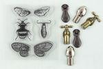 Moth Wings Stamp - N - Add Set - Ingvild Bolme - Prima