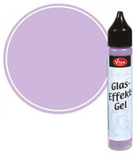 Orchid Opaque Glass Effect Gel Pen - Viva Decor