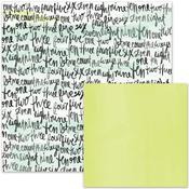Count The Ways - Love Notes - We R Memory Keepers