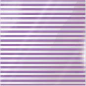 Neon Purple Stripe Acetate Paper - Clearly Bold - WRMK