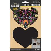 Heart Die - cut Journaling Die - cuts - K & Company