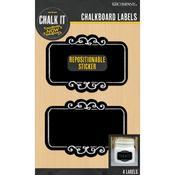 Chalk It Now Frame Chalkboard Labels - K & Company