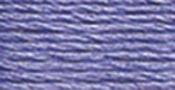 DMC Six Strand Embroidery Cotton 8.7 Yards - Med. Dk. Blue Violet - Between 340
