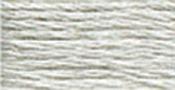 Very Light Pearl Grey - DMC Six Strand Embroidery Cotton 8.7 Yards
