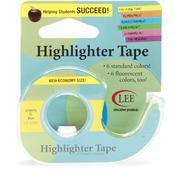 Fluorescent Yellow Highlighter Tape