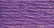 Lavender Very Dark - DMC Six Strand Embroidery Cotton 100 Gram Cone