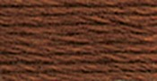 Mahogany Very Dark - DMC Six Strand Embroidery Cotton 100 Gram Cone