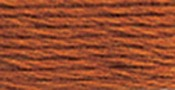 Mahogany Medium - DMC Six Strand Embroidery Cotton 100 Gram Cone