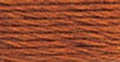 Mahogany Medium - DMC Six Strand Embroidery Cotton 100 Gram Cone