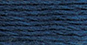 Navy Blue Medium - DMC Six Strand Embroidery Cotton 100 Gram Cone