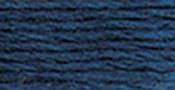 Navy Blue Medium - DMC Six Strand Embroidery Cotton 100 Gram Cone