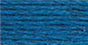 Baby Blue Very Dark - DMC Six Strand Embroidery Cotton 100 Gram Cone