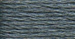 Pewter Grey - DMC Six Strand Embroidery Cotton 100 Gram Cone