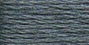 Pewter Grey - DMC Six Strand Embroidery Cotton 100 Gram Cone